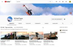 Youtube RCH Heli Tipps